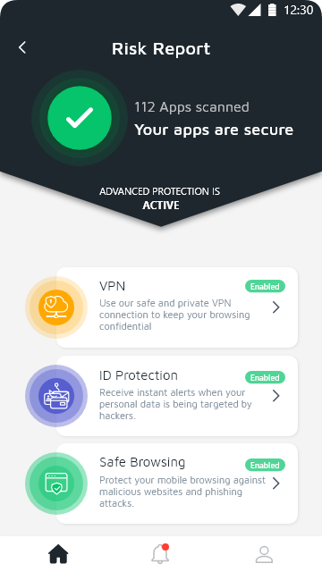 Comodo Mobile Security APP Risk Report
